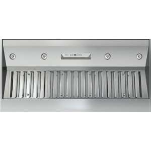 Zephyr 48 Monsoon II OPL Stainless Steel Hood One Piece