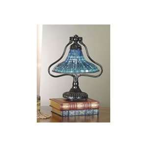Dale Tiffany Lighting TA101026 Museum Lotus Bell One Light Accent Lamp