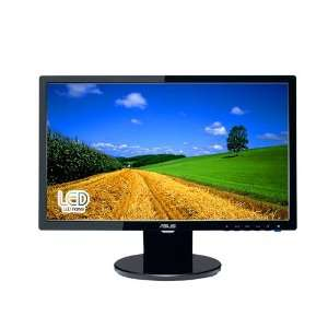 ASUS 20 1600x900 5ms LED Backlight Widescreen LCD Monitor