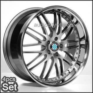 22 inch for BMW Wheels Staggered Rims 6,7 series X5,X6 M6