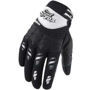Fox Racing Womens Dirtpaw Gloves   10/Black/White