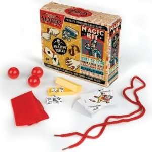 Wild and Wolf Classic Magic Tricks Set Toys & Games