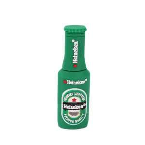 2GB Mini Beer Bottle USB Flash Memory Drive Electronics