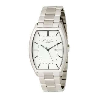 Kenneth Cole Mens Stainless Steel Watch KC3896 NEW