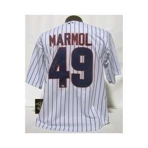 Carlos Marmol Signed Jersey   Size 48)   Autographed MLB