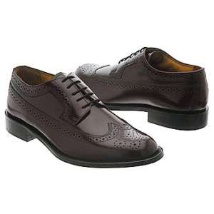 BOSTONIAN MEN MALDEN WINGTIP OXFORD BURGUNDY 25428