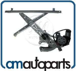 Ford Windstar POWER Window Regulator w/Motor Front LH Left Driver Side