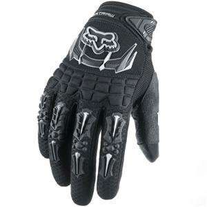 Fox Racing Youth Dirtpaw Gloves   2008   Youth Large/Black