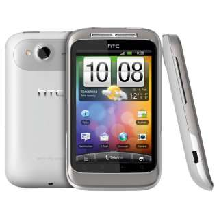 New HTC Wildfire A510E 3G Android Unlocked Phone 5MP camera WiFi