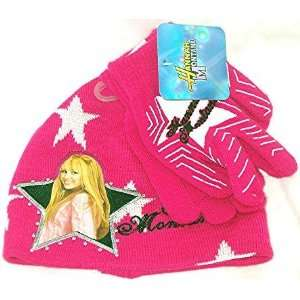 Disneys Hannah Montana Girls Boggin & Glove Set
