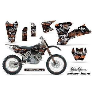 Amr Racing KTM C1 Sx, Exc, MXC Mx Dirt Bike Graphic Kit   2001 2004