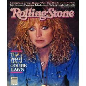 Rolling Stone Magazine Vol. 338, March 5, 1981, Movie Print by Denis