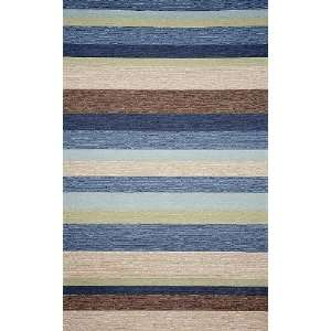 Trans Ocean Stripe   Ravella Collection 42 x 66