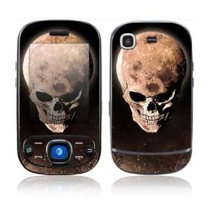Bad Moon Rising Decorative Skin Cover Decal Sticker for Samsung Strive