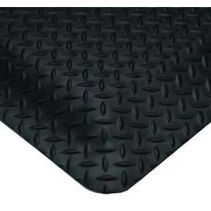 Wearwell PVC 418 Diamond Plate Anti Fatigue Slip Resistant Beveled Mat