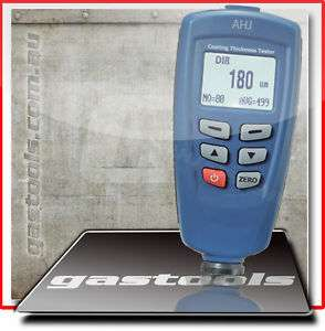 Paint Coating Thickness Tester Meter Gauge