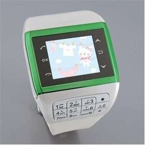 Q8 1.3 QVGA Touch Screen Quad band Dual Sim Standby Watch