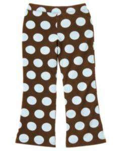 NWT Gymboree GIRLS BEST FRIEND Pants 12 Blue Brown NEW