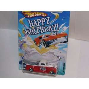 2010 HAPPY BIRTHDAY 1/64 SCALE 40 FORD TRUCK / WAL MART