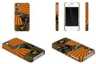 INCASE SHEPARD FAIREY OBEY GIANT ELEPHANT SNAP CASE APPLE IPHONE 4/4S