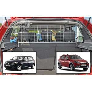 TRAVALL TDG1296   DOG GUARD / PET BARRIER for DACIA SANDERO (2009 )