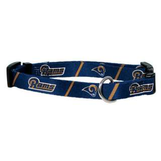St. Louis Rams Officially Licensed NFL Dog Puppy Collar