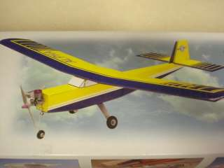 ACE R/C ALPHA RADIO CONTROL MODEL AIRPLANE KIT ** NEW IN BOX