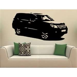 Wall Mural Vinyl Decal Stickers Car Lexus Gx570 S1252