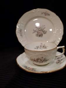 Rosenthal Sanssouci Tea cups, Saucers & Dessert Plates Set Service for