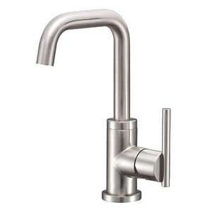 Danze D231558BN Parma Trimline Single Handle Lavatory Faucet with Side