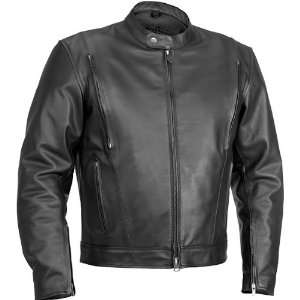 RIVER ROAD RIDE FREE GRAPHIX JACKET (44) (BLACK