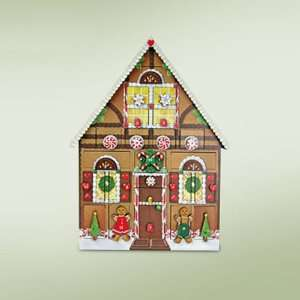 Byers Choice Carolers   Gingerbread House Advent Calendar