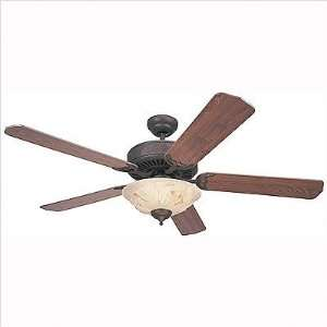 5BS52OC Ceiling Fan   Builder Supreme in Old Chicago