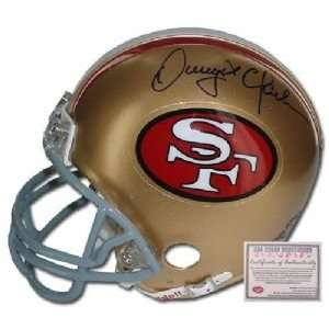 Dwight Clark San Francisco 49ers NFL Hand Signed Full Size Replica