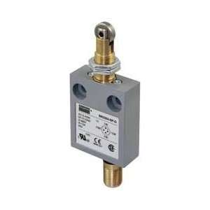 Dayton 12T952 Mini Limit Switch, SPDT, Vert, Mount Roller