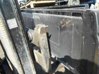 87 91 FORD F150 F250 F350 TRUCK SHORT BED DUAL FUEL TANK 88 89 90