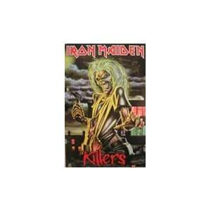 Iron Maiden   Killers   Poster 22x35