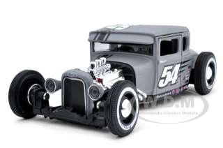 1929 FORD MODEL A CUSTOM #54 GREY 124