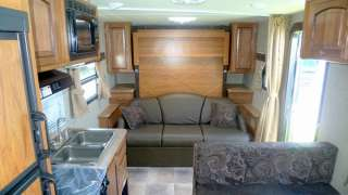 Rockwood Mini Lite 2304 Ultra Lite weight Travel Trailer w/ murphy bed