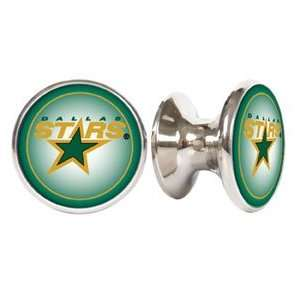 Dallas Stars NHL Stainless Steel Cabinet Knob/ Drawer Pull