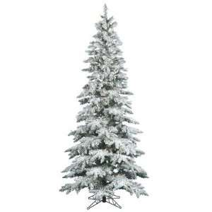 Vickerman A895081 Flocked Utica Fir 108 Artificial