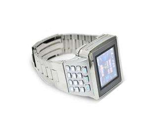 Quad Band X8 JAVA Touch Screen Unlocked Watch Phone with WIFI