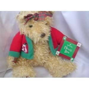 Merrily Christmas Teddy Bear 12 Collectible Everything