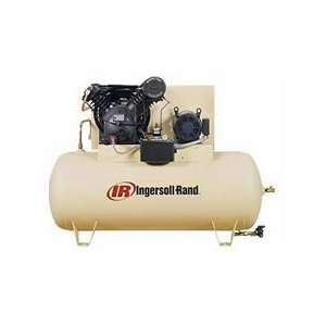 Ingersoll Rand 10 HP 120 Gallon Two Stage Air Compressor (208V 3 Phase