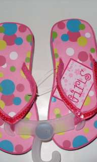 Girls toddler shoes sandals flip flops size 9, 10, 10/11 Jumping