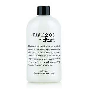 Philosophy Mangos and Cream Body Lotion, 16 Ounce Beauty