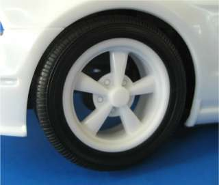 Resin 1/12 Cragar S/S Mag Wheels for Revell 2010 Ford Shelby GT500