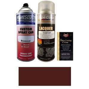 Oz. Dark Red Wine Pearl Spray Can Paint Kit for 2008 Kia Magentis (5P