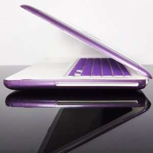 TopCase Metallic Solid PURPLE Hard Case Cover for New Macbook