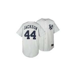 com Reggie Jackson Majestic Throwback Replica New York Yankees Jersey